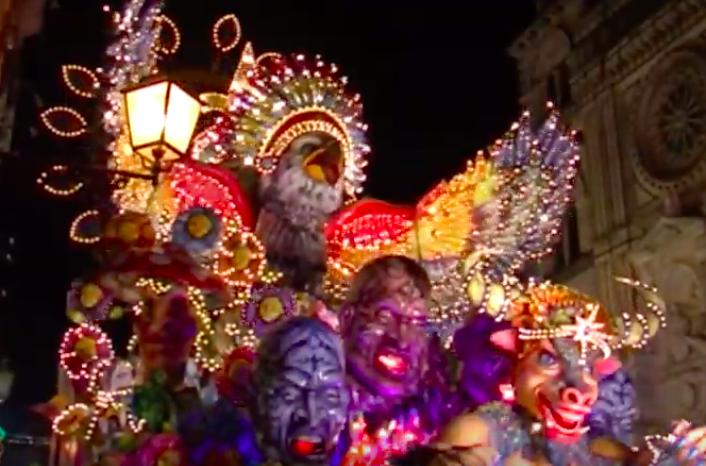 Carnevale Acireale 2019: i premiati