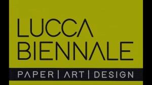 logo Lucca Biennale