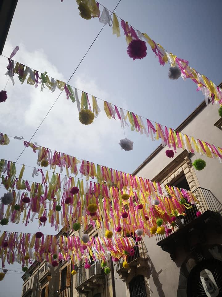 carnevale dei fiori addobbi