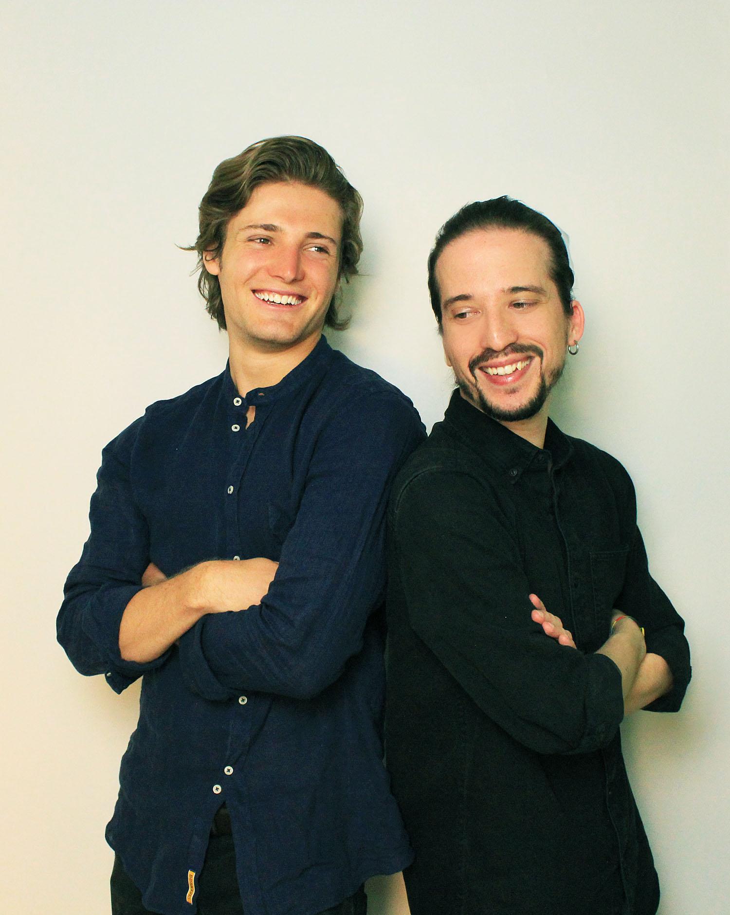 Jacopo Carta e Piergiorgio Seidita