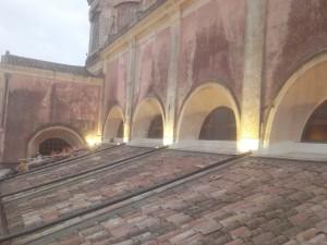 Lavori tetto Basilica (3)
