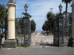 villa belvedere - ingresso